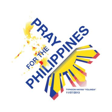 Pray For The Philippines Shirt