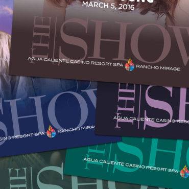 The Show Collectible Posters