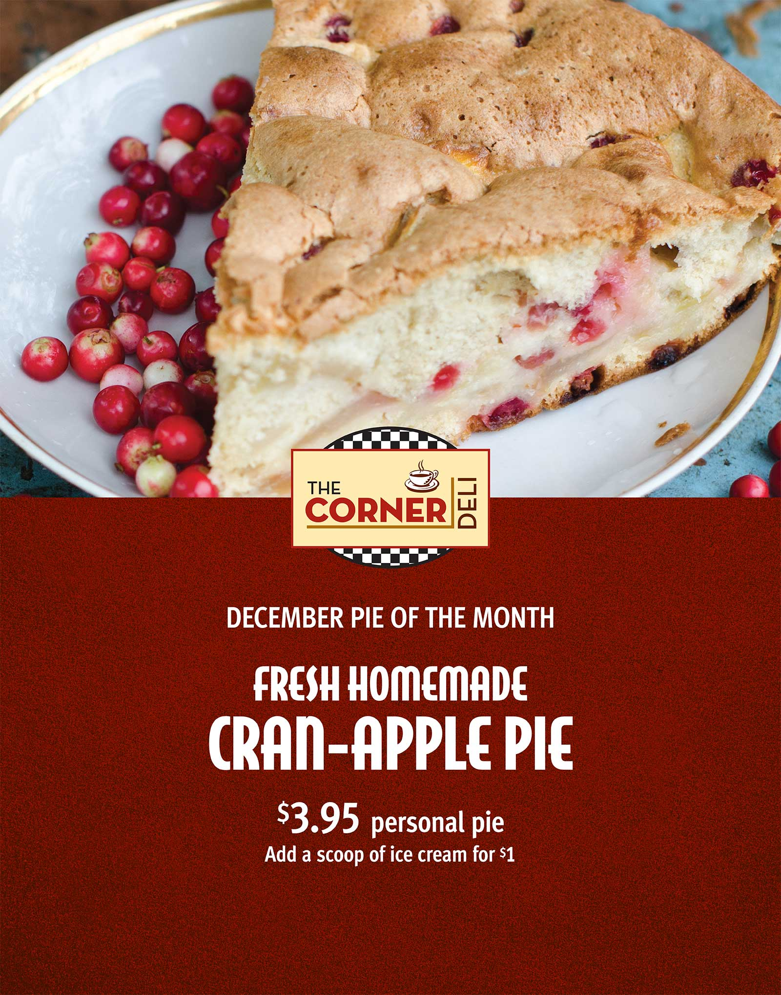 Pie of the Month Poster 4/4