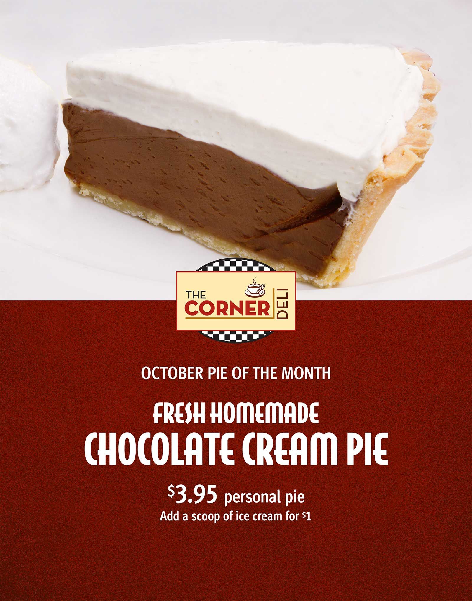 Pie of the Month Poster 2/4