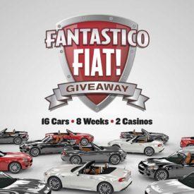 Fantastico Fiat! Giveaway