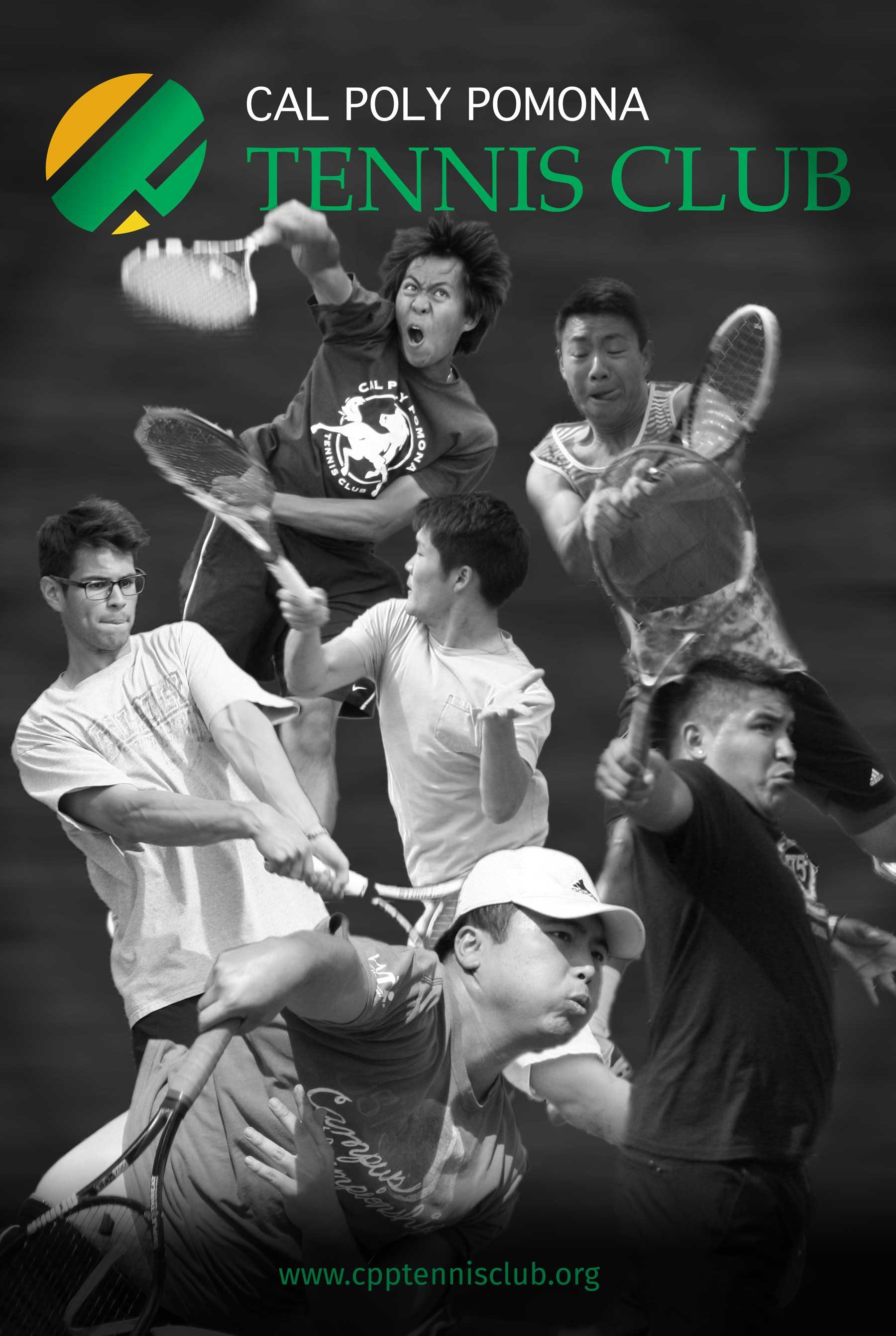 Club Promotional Poster