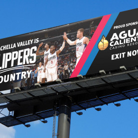 Coachella Valley is Clippers Country