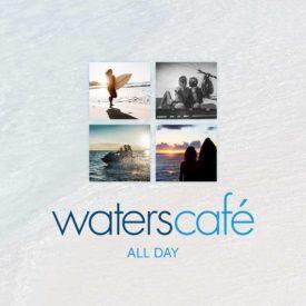 Waters Café Menu
